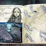 Anastasia Radevich- sketchbook 1