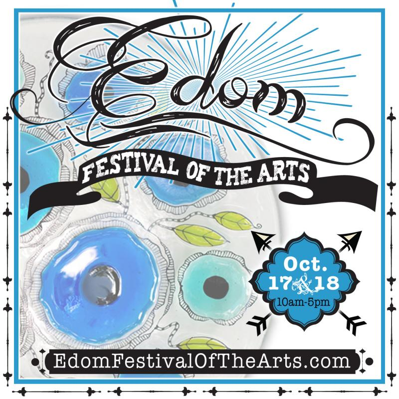 Edom Festival of the Arts T-shirt 2015
