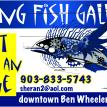 Flying Fish Gallery business card