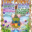 Junebug Festival Poster, The Forge, Ben Wheeler TX